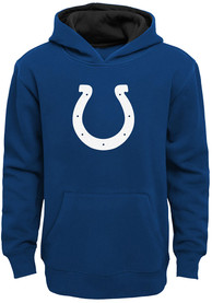 Indianapolis Colts Boys Prime Hooded Sweatshirt - Blue
