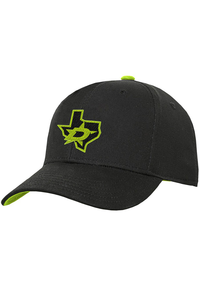 Dallas Stars Green Third Jersey Youth Adjustable Hat - Image 1