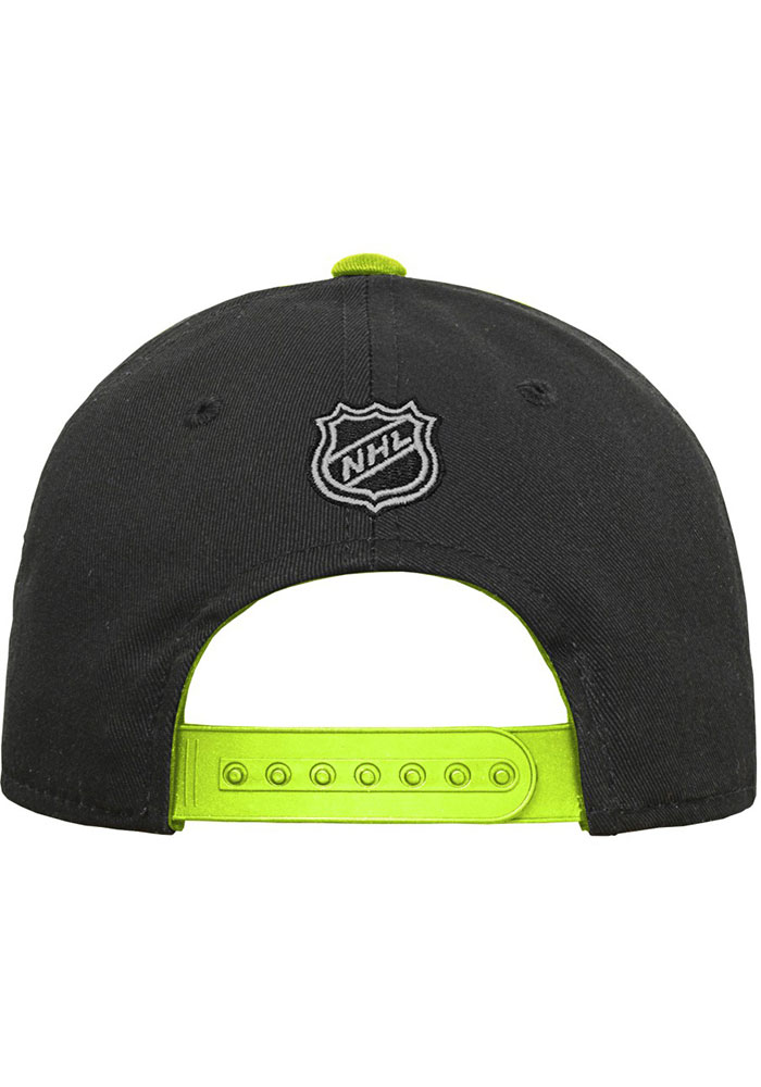 Dallas Stars Green Third Jersey Youth Adjustable Hat - Image 2