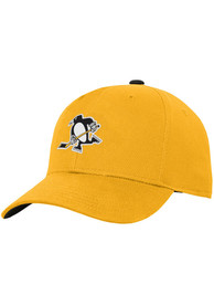 Pittsburgh Penguins Youth Third Jersey Adjustable Hat - Yellow