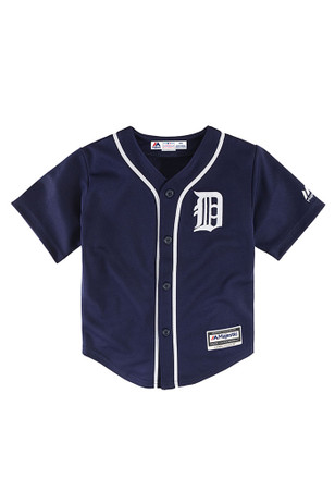 Detroit Tigers Toddler Replica Jersey