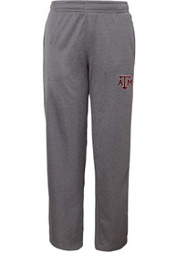 Texas A&M Aggies Youth Performance Track Pants - Charcoal