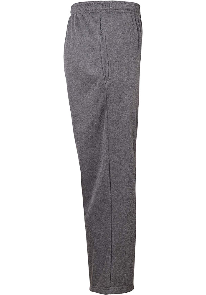 Texas A&M Aggies Youth Charcoal Performance Track Pants - Image 2
