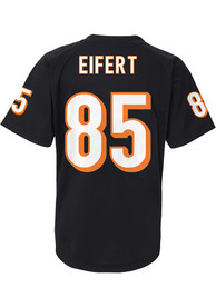Tyler Eifert Cincinnati Bengals Youth Outer Stuff Replica Game Football Jersey - Black