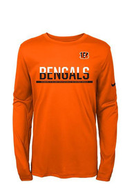 Cincinnati Bengals Youth Orange Outer T-Shirt