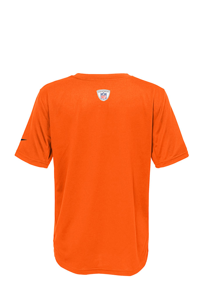 Cincinnati Bengals Youth Orange Outer Short Sleeve T-Shirt - Image 2