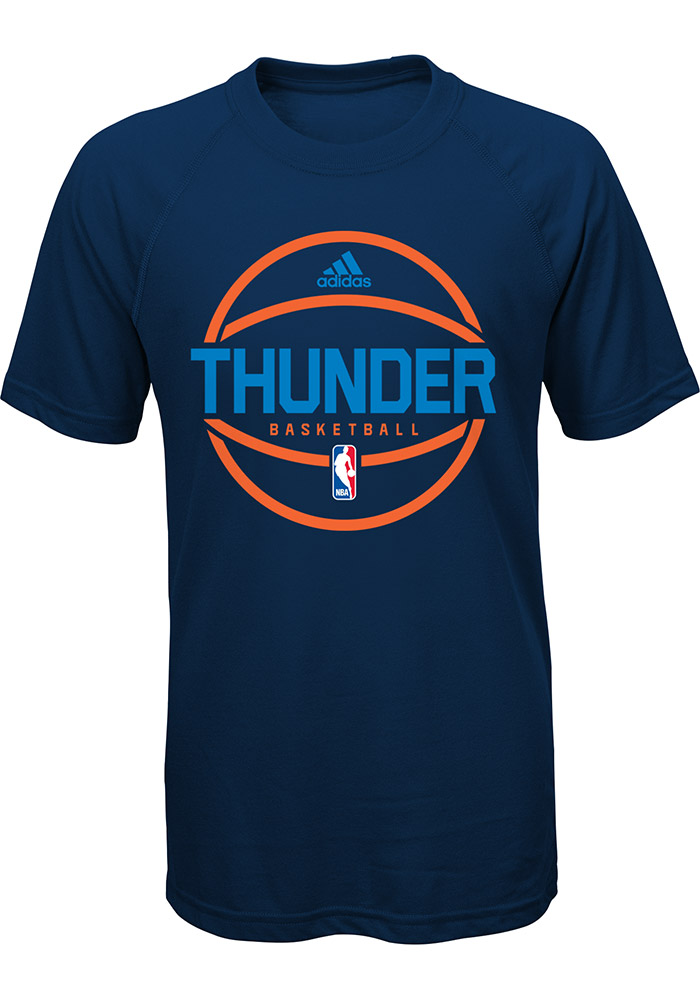 d762c4344 Oklahoma City Thunder Youth Blue Ultimate T-Shirt