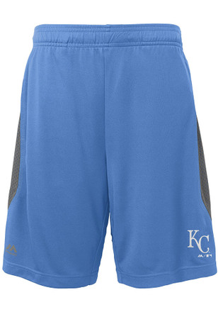 Kansas City Royals Youth Blue Excitement Shorts