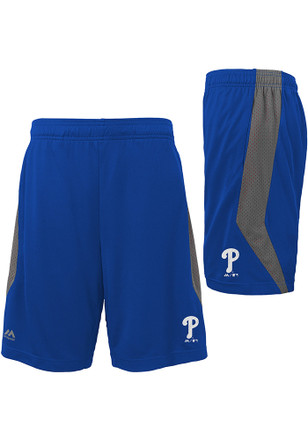 Philadelphia Phillies Youth Red Excitement Shorts