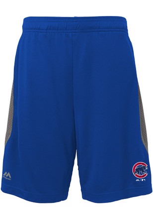 Chicago Cubs Boys Blue Excitement Shorts