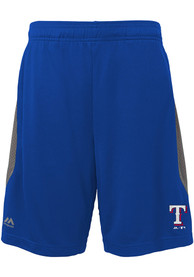 Texas Rangers Boys Excitement Shorts - Red