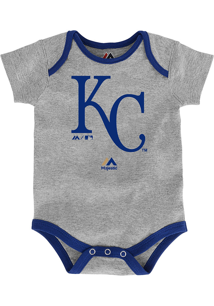 Kansas City Royals Baby Blue Homerun Creeper - Image 3