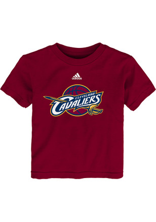 Cleveland Cavaliers Toddler Red Logo T-Shirt