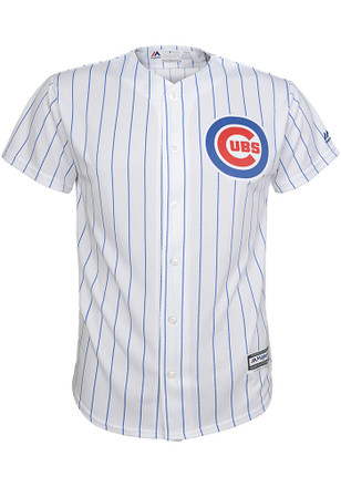 Anthony Rizzo Outer Stuff Chicago Cubs Kids White Cool Base Home Replica Baseball Jersey