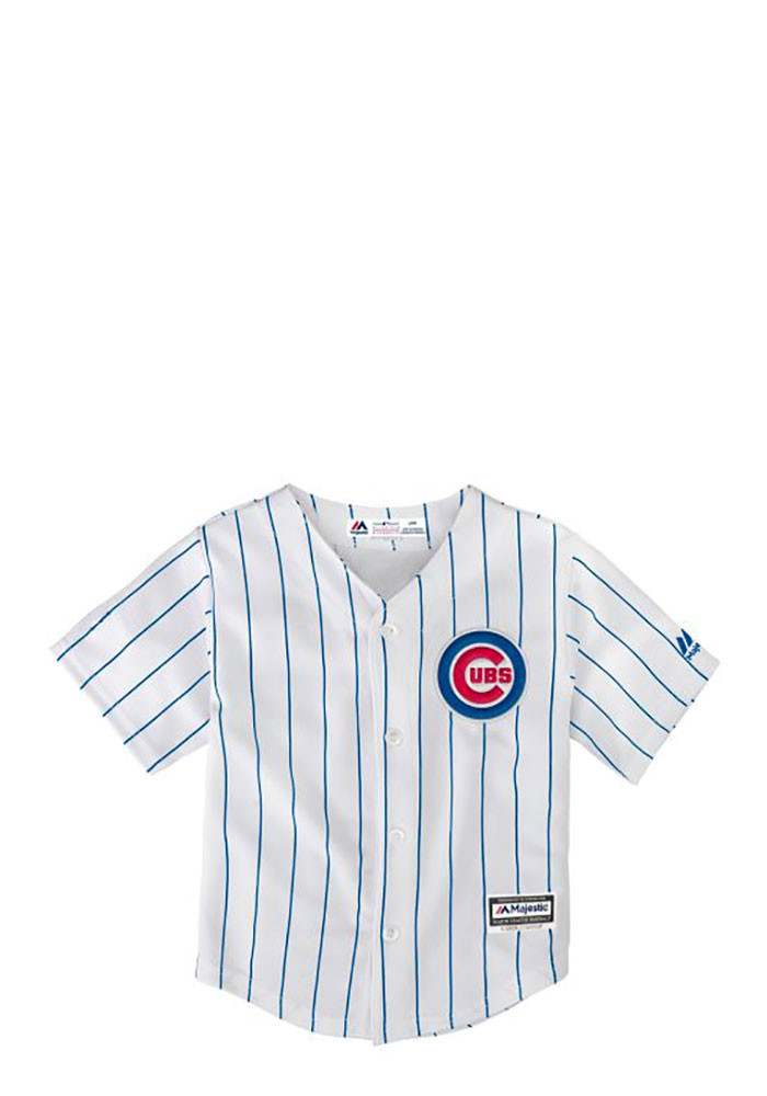 Kris Bryant Chicago Cubs Toddler Replica Jersey - White - Image 1