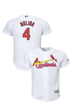 Yadier Molina St Louis Cardinals Toddler Replica Jersey