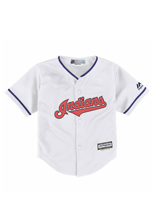 Cleveland Indians Toddler Replica Jersey