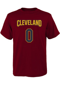 Kevin Love Cleveland Cavaliers Youth Player T-Shirt - Maroon