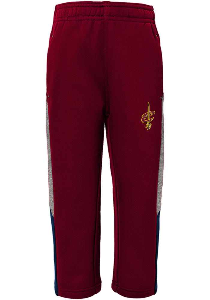 Cleveland Cavaliers Toddler Red One and One Set Top and Bottom - Image 2