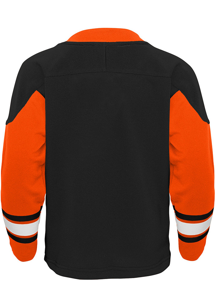 Philadelphia Flyers Toddler Orange Rink Rat Set Top and Bottom - Image 3