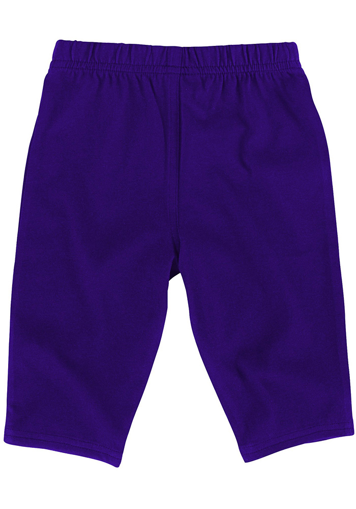 K-State Wildcats Infant Purple Halfback Set Top and Bottom - Image 5