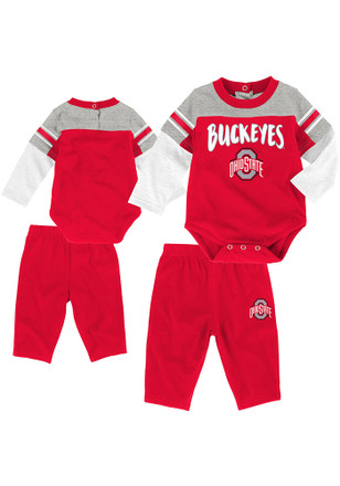 Shop Ohio State University Baby Accessories Osu Buckeyes Baby Gifts