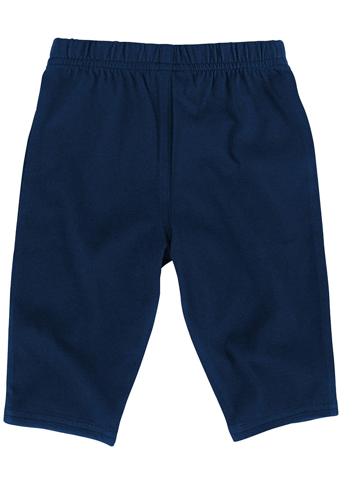 Penn State Nittany Lions Infant Navy Blue Halfback Set Top and Bottom - Image 5