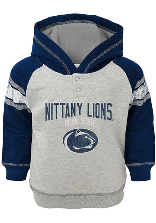 Penn State Nittany Lions Toddler Navy Blue Classic Stripe Hooded Sweatshirt