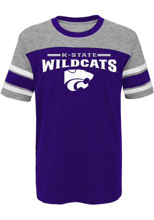 K-State Wildcats Toddler Purple Loyalty T-Shirt