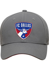 FC Dallas Red Basic Youth Adjustable Hat