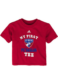 FC Dallas Infant My First T-Shirt - Red