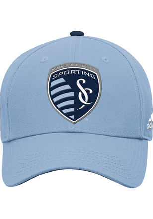 Sporting Kansas City Navy Blue Basic Kids Adjustable Hat