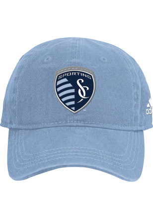 Sporting Kansas City Navy Blue Slouch Infant Adjustable Hat