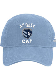 Sporting Kansas City Baby My 1st Stretch Adjustable Hat - Navy Blue