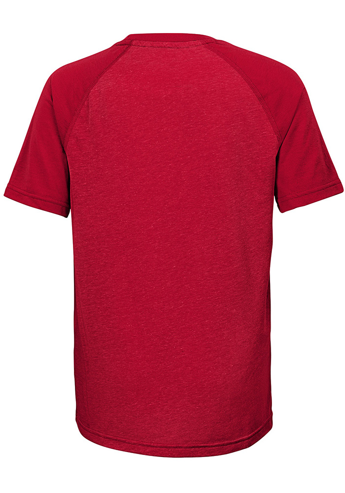 FC Dallas Youth Red Recovery Short Sleeve T-Shirt - Image 2