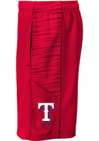 Texas Rangers Youth Red Caught Looking Shorts