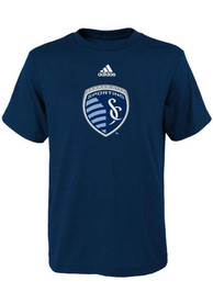 Sporting Kansas City Infant Primary T-Shirt - Navy Blue
