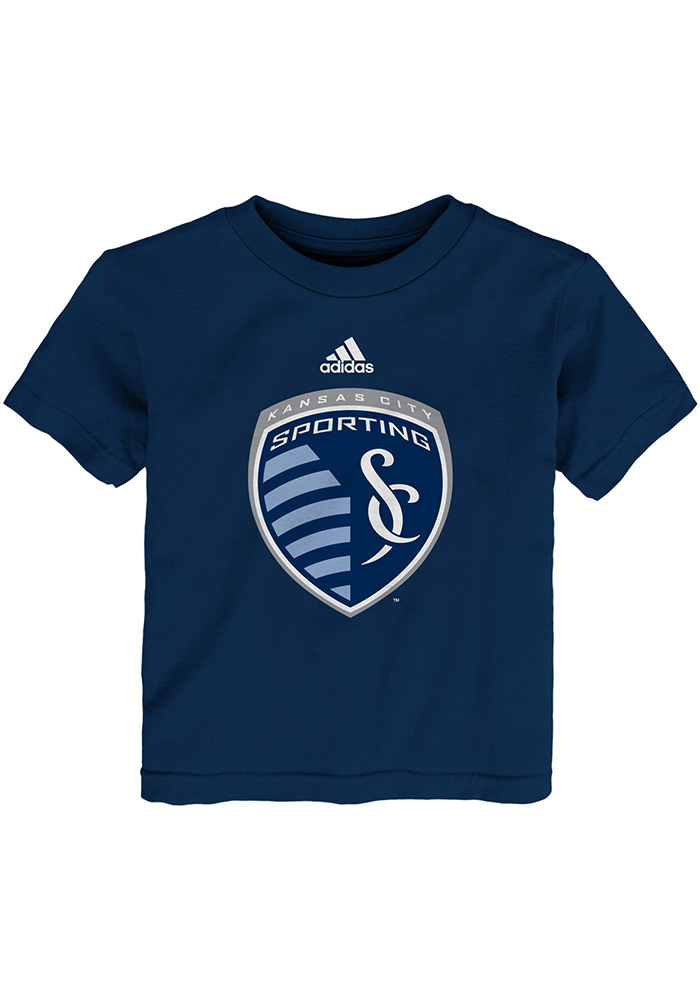 Sporting Kansas City Toddler Navy Blue Primary T-Shirt