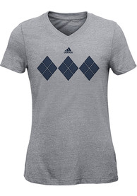 Sporting Kansas City Girls Grey Element Fashion T-Shirt