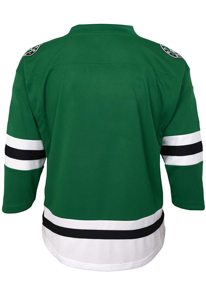 Dallas Stars Youth Green Replica Hockey Jersey - Image 2
