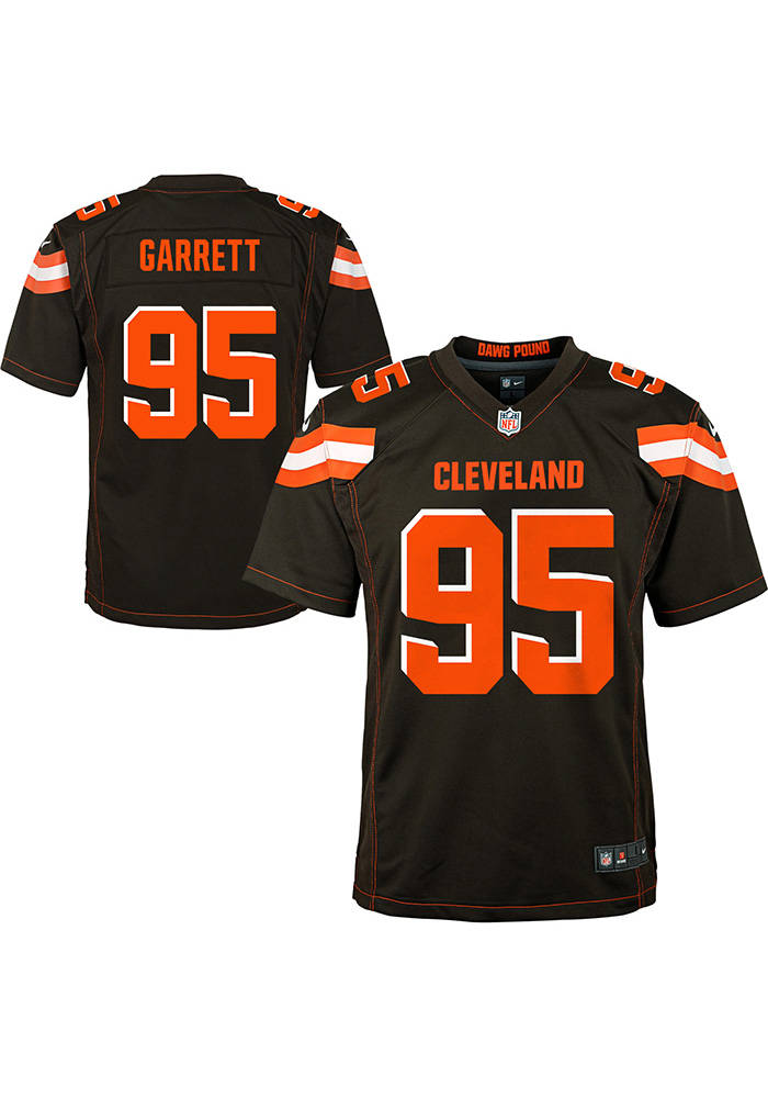 cleveland browns youth football jersey