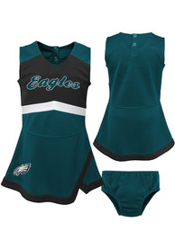 low priced 50afe f811c Eagles Cheer Dress | Eagles Cheerleader Outfit ...
