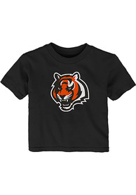 Cincinnati Bengals Infant Primary T-Shirt - Black