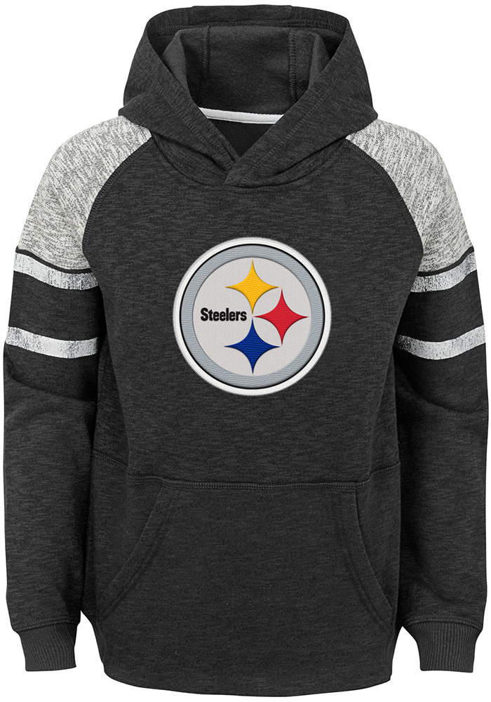 Pittsburgh Steelers Youth Black