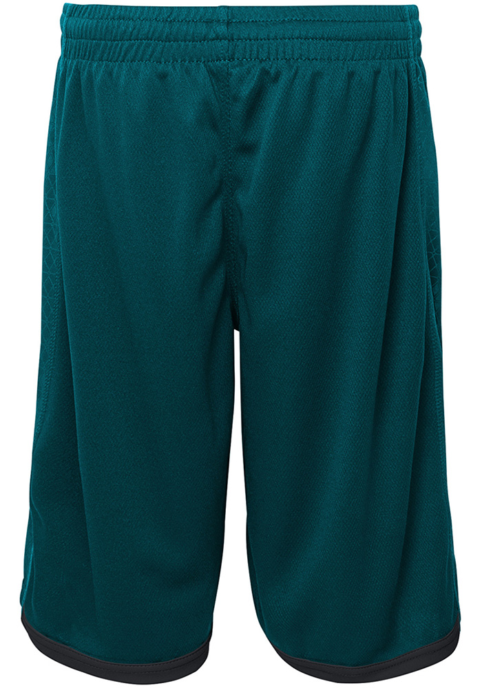 Philadelphia Eagles Youth Teal Vector Shorts - Image 3