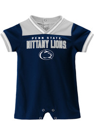 Penn State Nittany Lions Navy Blue Game-Day Short Sleeve T-Shirt
