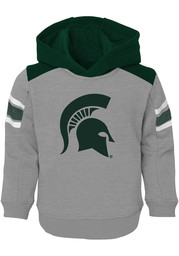Michigan State Spartans Toddler Green Touch Down Set Top and Bottom