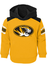 Missouri Tigers Toddler Touch Down Top and Bottom - Black