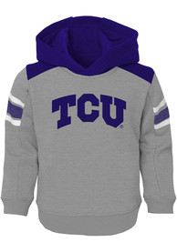 TCU Horned Frogs Toddler Touch Down Top and Bottom - Purple