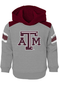 Texas A&M Aggies Toddler Touch Down Top and Bottom - Maroon